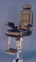 Luxury High Back Admiral Seat