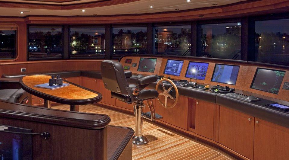 STIDD Ergonomic Marine Seats